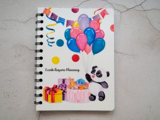 Notebook Planners