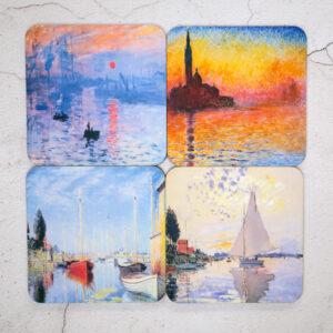 Artist: Monet – On the Sea