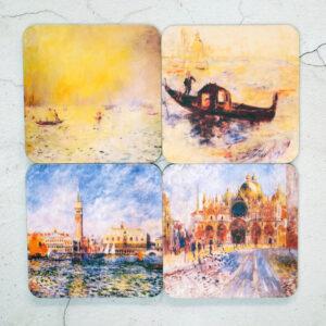 Artist: Renoir – Venice Via Renoir