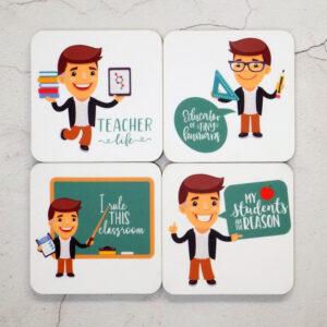 Teacher Life (male)