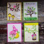 Cardmaking Kit: NEON